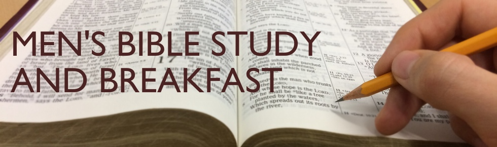 Bible Studies and Devotionals for Men